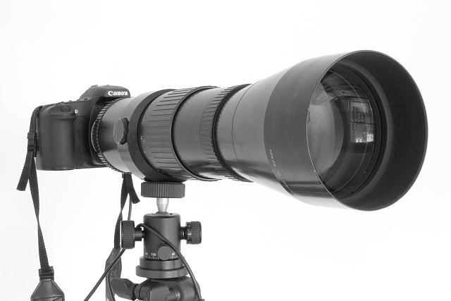 Objektiv Practicar 5.6/500 MC Pentacon