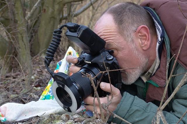 Fotografování drobnolístku