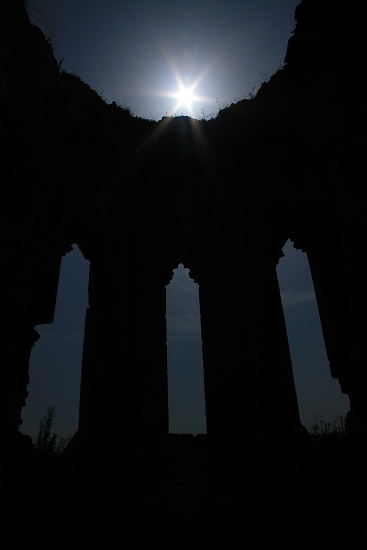 Tři gotická okna