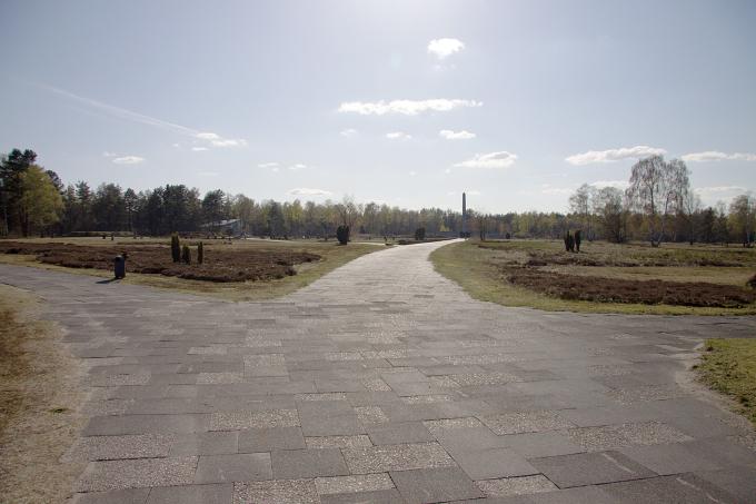 koncentrační tábor Bergen-Belsen
