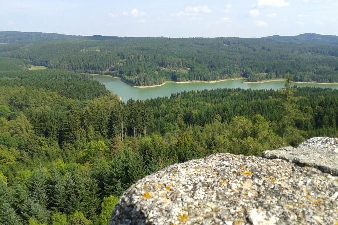 Hrad Landštejn - Česká Kanada
