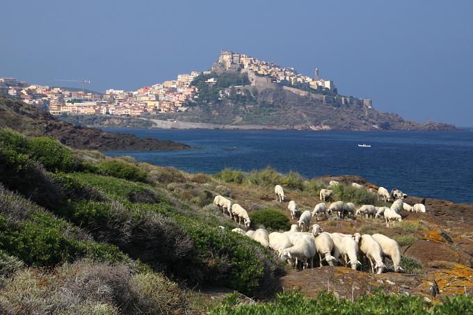 Sardinie - Castelsardo