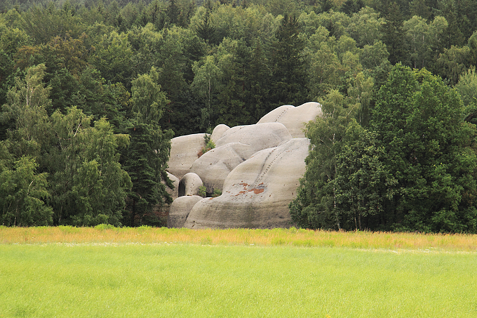 Bílé kameny (Sloní skály)