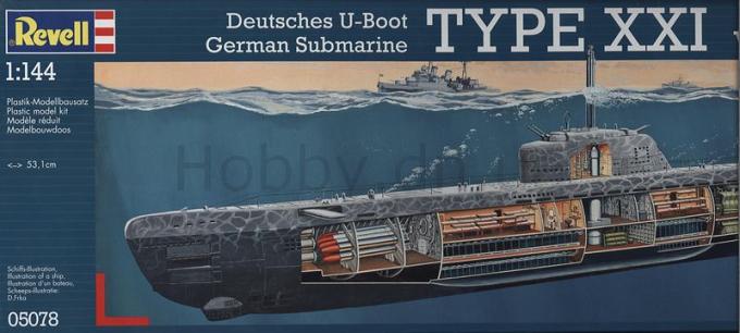 Ponorka - Bremerhaven