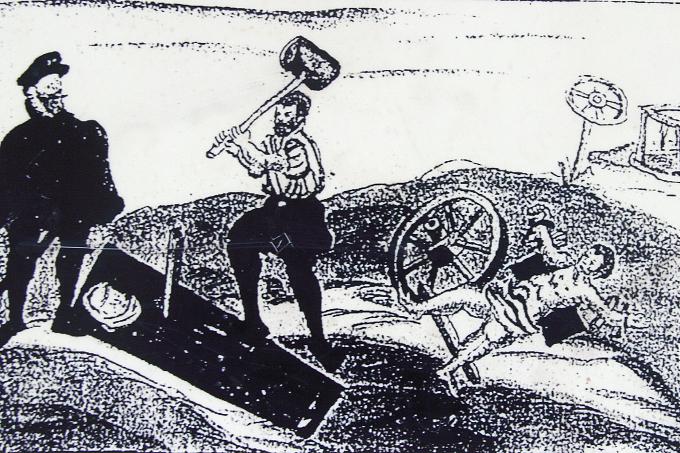 Útrpné právo IV. - mučení