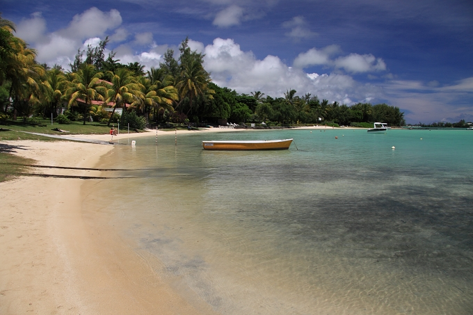 Mauritius - pláže