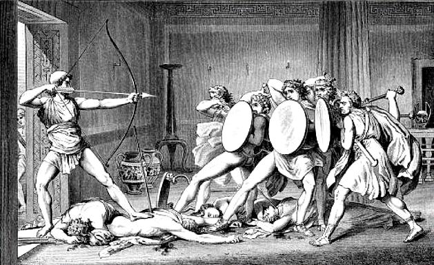 Ithaka III. - Odysseus