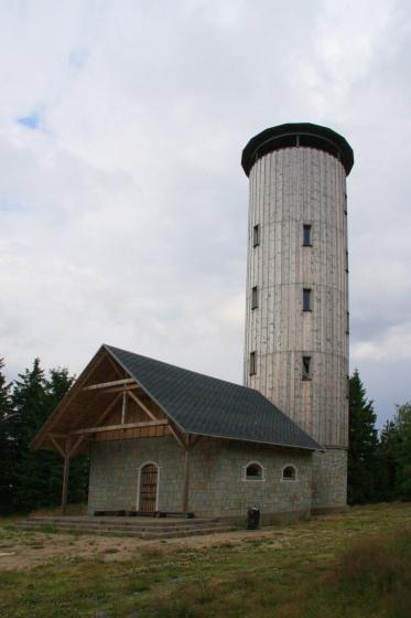 Borůvková hora - Rychleby