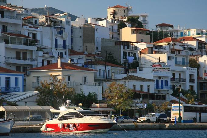 Skiathos - hlavní město