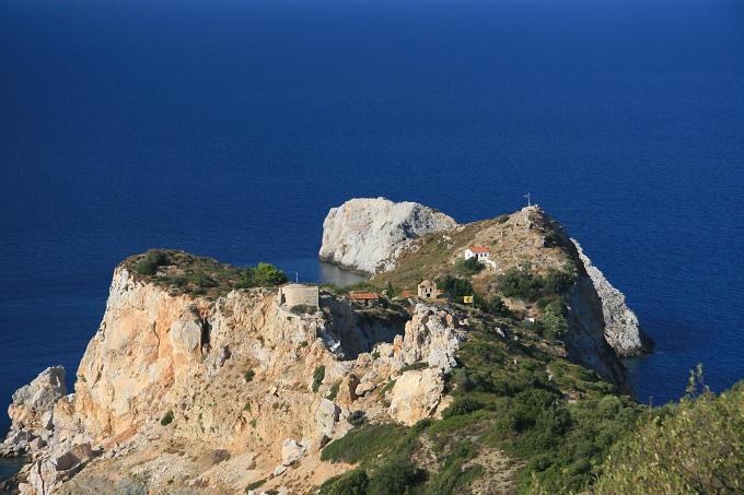 Skiathos - Řecko, Kastro
