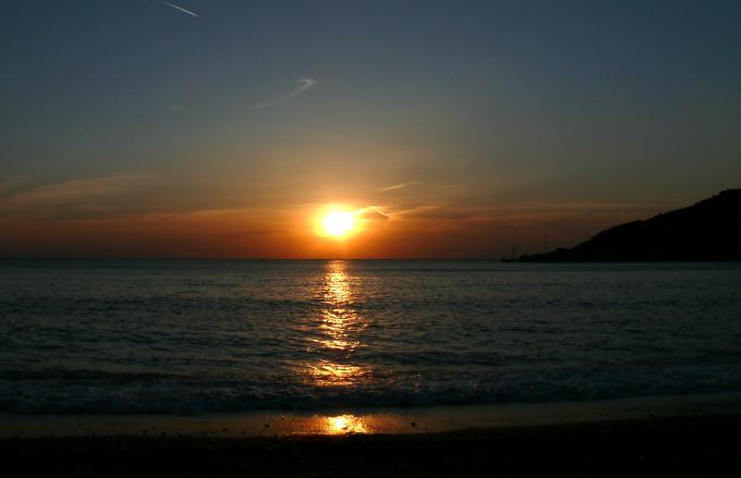 Lesbos (Lesvos) - západ slunce