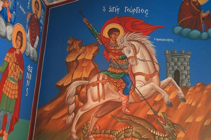 Skiathos - Řecko, pravoslaví