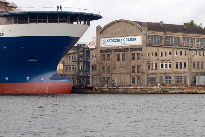 Plavba kolem Gdaňska - legendární loděnice