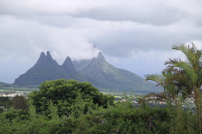 Mauritius - centrální hory