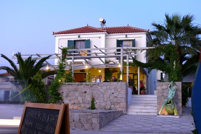 Lesbos (Lesvos), Petra - pension Cavo Christo