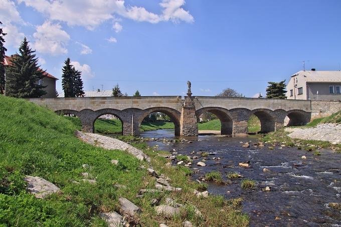 Svatojánský most v Litovli