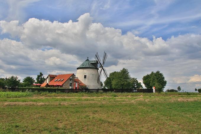 Podyjí - Větrný mlýn