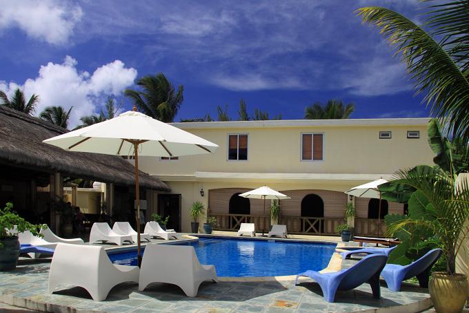 Mauritius - hotel Anoushka