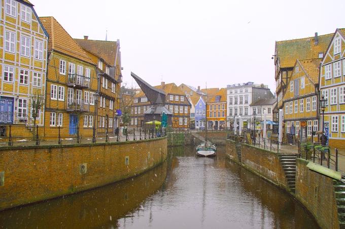 Cesta na severozápad - Německo