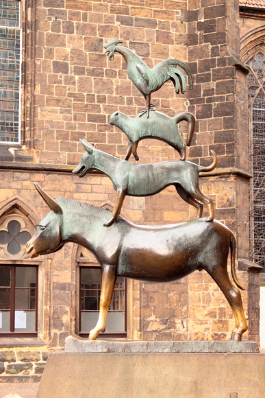 Brémy (Bremen)