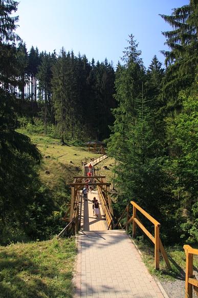 Trojmezí - Hrčava