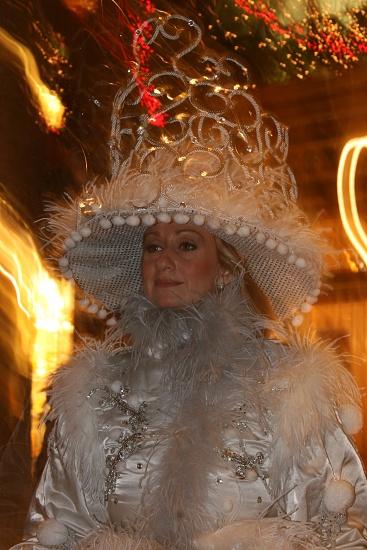 Benátský karneval 2008