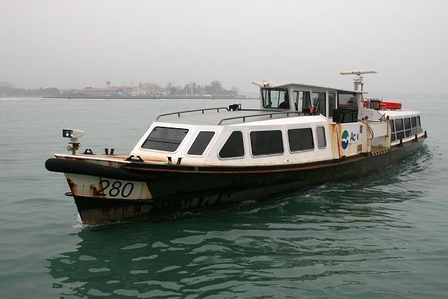 Doprava v Benátkách