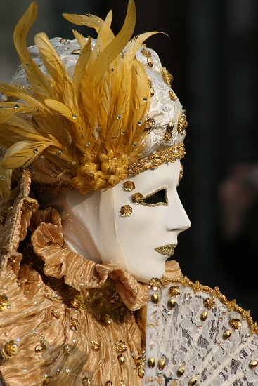 Benátská maska 2008