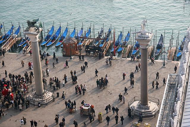 Benátské sloupy