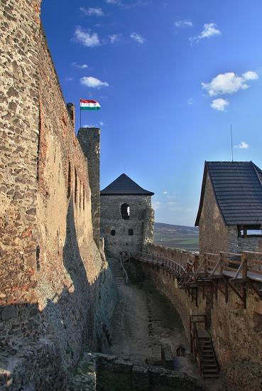 Hrad Boldogkő - Maďarsko
