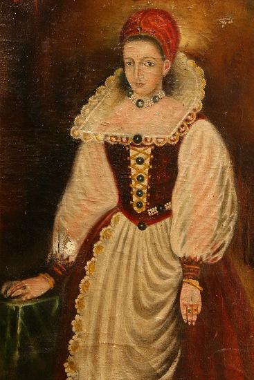 Čachtická paní Alžběta Báthoryová