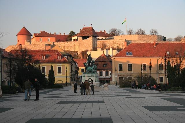Eger - hrad