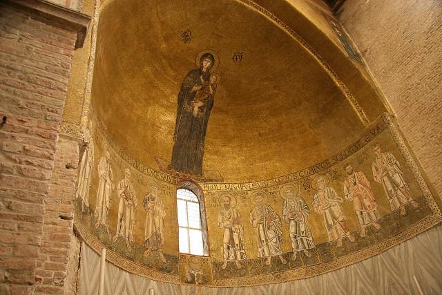 Torcello - kostel Santa Fosca