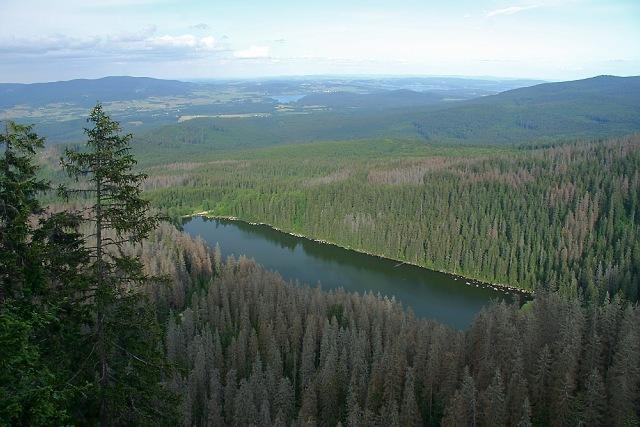 Plešné jezero - Šumava